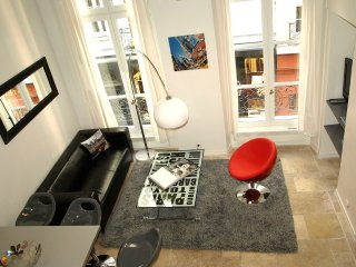 Plein Coeur, 3BR/1BA, 6 people, Paris