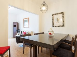 Flat w/ Large Terrace in the City