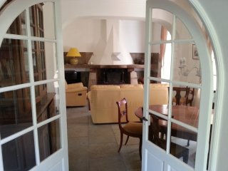 Charming historic romantic villa in Cote d'Azur