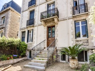 House-like apartment in the heart of Biarritz