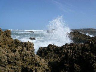 Tres belle villa pres de la mer pour 5 personnes, El Jadida
