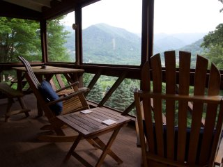 Valley Vista: Amazing View 2 BR / 2 BA Home / Wifi, Maggie Valley