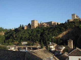 ALBAICIN-Casa de 2dormitorios, Granada