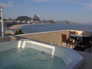 Luxe Penthouse 180m² 4BR Copacabana, Rio de Janeiro