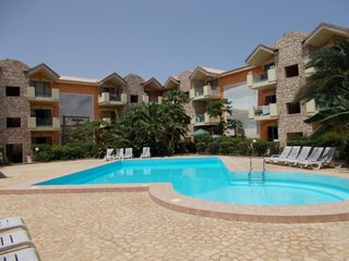 Djadsal Residence apartment ground floor 2 bedroom, Santa Maria