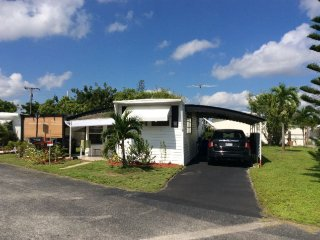 Mobile Home for Rent in Pompano Beach