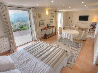F1- villa avec piscine collines nicoises, belle vu