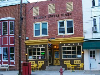 Coffee House Suite, Berkeley Springs