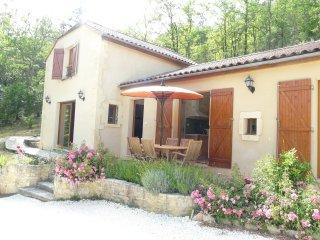Maison '  Iris ' -a st. cybranet 24250 dordogne