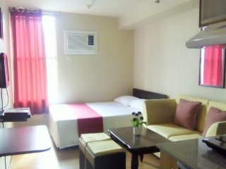 FULLY FURNISHED STUDIO UNIT FOR RENT, Pasig