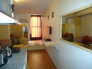 HOTEL LIKE ACCOMMODATION FURNISHED STUDIO UNIT