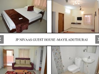 JP Nivaas Guest House - 2bhk Fully Air conditioned, Mayiladuthurai