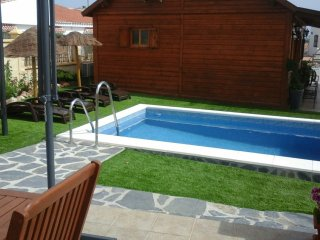 Casa rural con piscina Torre del Mar/Costa del Sol