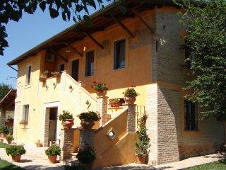 Agriturismo Coricelli UNICO, Spoleto