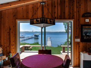 Charming 2BR Federal Dam House w/Great Lake Views!