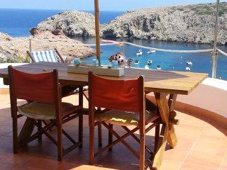 Casa sobre el mar, Ciutadella