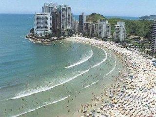 Home Resort Alto Padrão - Frente ao Mar - Guaruja