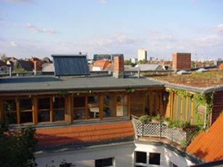 155qm DG Wohnung, 2 Terassen (West und Südwest)