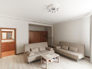 Spacious apartment in the heart of the city