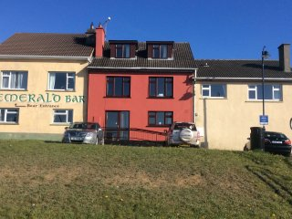 Beach view one bedroom Apartment, Bundoran
