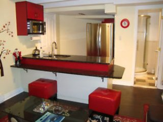 Furnished Luxury Renovated 1 Bedroom Apartment, Montreal