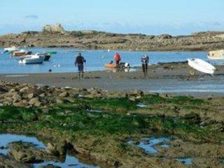 2 pièces à 200 m de la plage du Fort-Bloqué Maelle