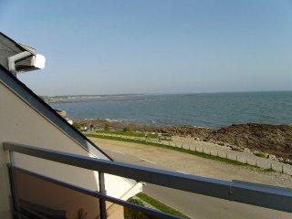 Appartement avec belle vue mer - Briac