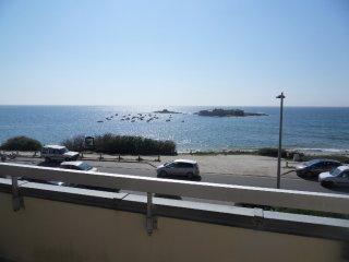 Magnifique vue mer pour cet appartement - MELWENN
