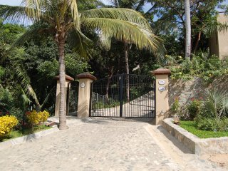 Shared gated entrance