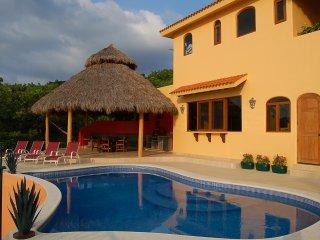 Casa Colibri - Ocean View! - San Pancho