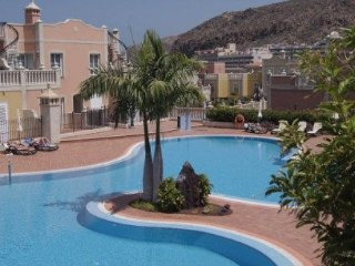 Tenerife Sth, 1bed (4p) with pool and seaview, Palm Mar