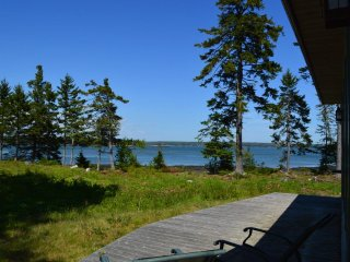 Gorgeous New Oceanfront Home Near Acadia Park, Prospect Harbor