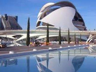 Valencia City of Arts, WiFi, beach playa, port