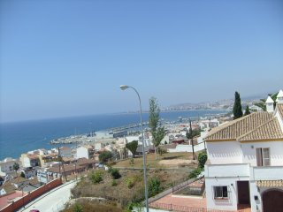 Apartment beautiful southern Spain. 200m from the sea.  Spectacular view, Velez-Malaga