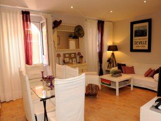Encantador y comfortable apartamento en Santa Cruz