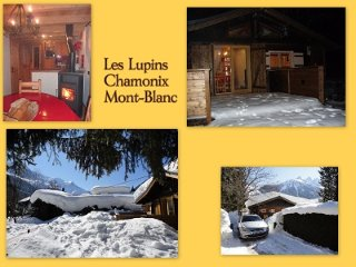Chalet Les Lupins, Chamonix