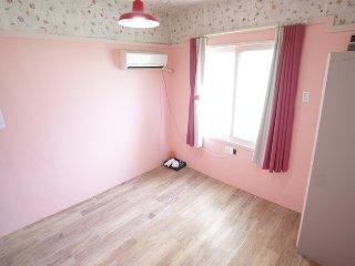 Room for 4(D) near Haeundae Mipo port, Busan