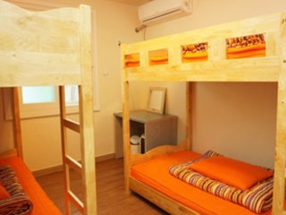 Mr.Egg Hostel Nampo -Best cheap and comfortable room for 4 person in Busan