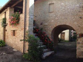 Sotto L Arco casa vacanze in montagna Barete, L Aquila, Gran Sasso Laga Park