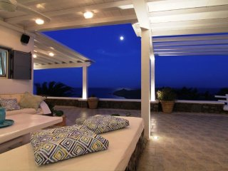 Mykonosstay Villa,8+p pool, prive beach, near Town, Ornos