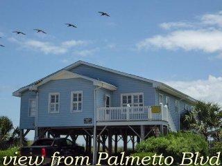 Ocean Front Home Stunning Views ~ RA76605, Edisto Island