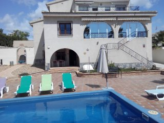 5 star luxury villa. More like a resort than villa, Alicante