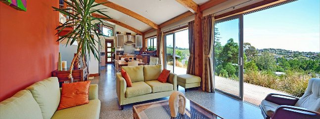 Ti Kouka Eco Home Nelson Holiday House