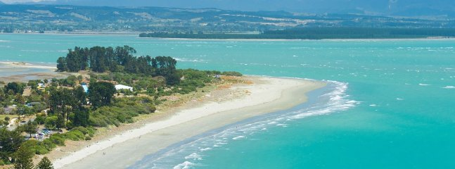 Nelson Seaside Villa - Exceptional Views over Tasman Bay & Tahunanui Beach!, Moana