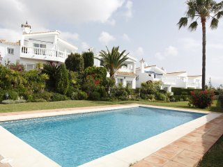 Villa With Sea Views Near Marbella, La Cala de Mijas