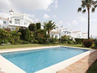 Villa With Sea Views Near Marbella, La Cala de Mijas
