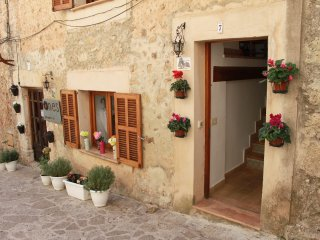 APARTMENT WITH A PRIVATE TERRACE IN VALLDEMOSSA licence n.L12E7668