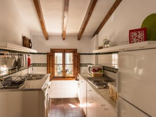 APARTMENT WITH A PRIVATE TERRACE IN VALLDEMOSSA licence n. 551/2014/ET