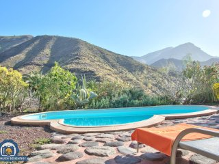 Finca Casa Rural El Risco, 4 persons, El Paso