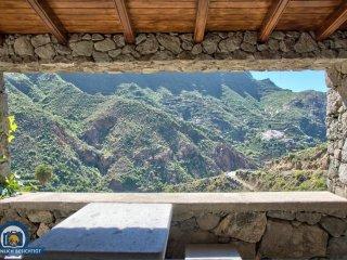 Casa rural en Tejeda con Jacuzzi y Wifi gratis